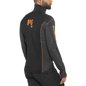Karpos Alagna Fleece Jacket Men black/dark grey